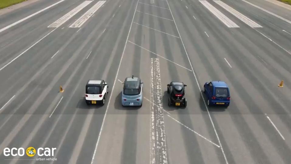 ecocar dragrace κοντρα ηλεκτρικο αυτοκινητο ηλεκτροκινηση